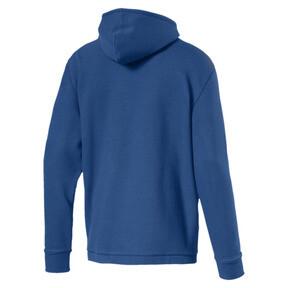 Miniatura 5 de Chaqueta con capucha Fusion para hombre, Galaxy Blue, mediano