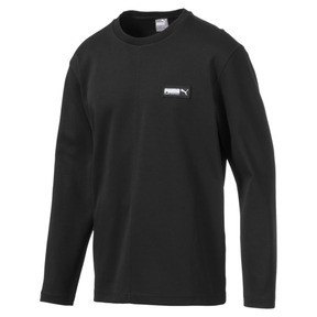 Fusion Crew Neck Men's Sweater