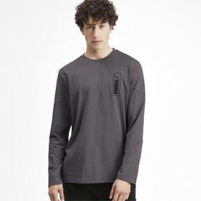 Miniatura 2 de Camiseta de mangas largas NU-TILITY para hombre, CASTLEROCK, mediano
