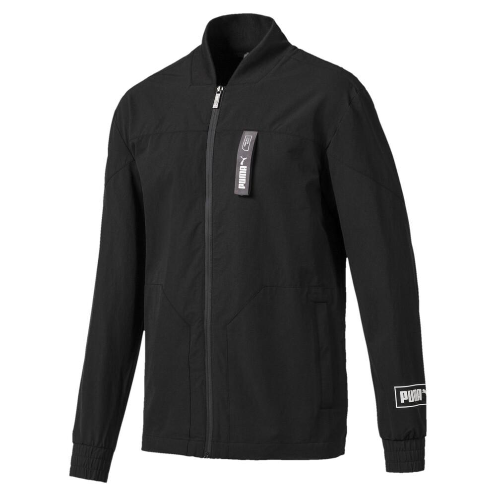 Image PUMA NU-TILITY Woven Full Zip Men's Jacket #1