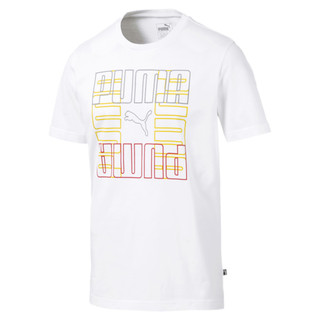Image Puma Brand Graphic Men's Tee