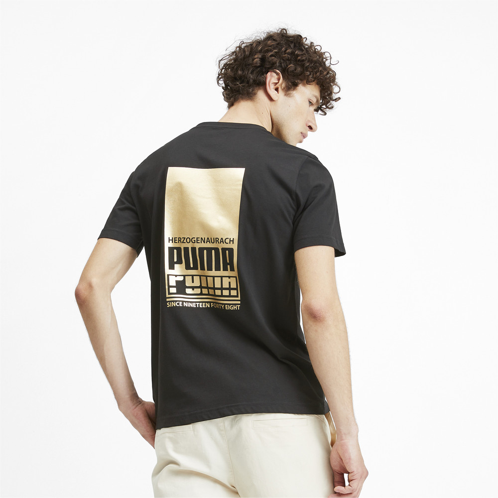 Image PUMA Camiseta Gold Graphic Masculina #2