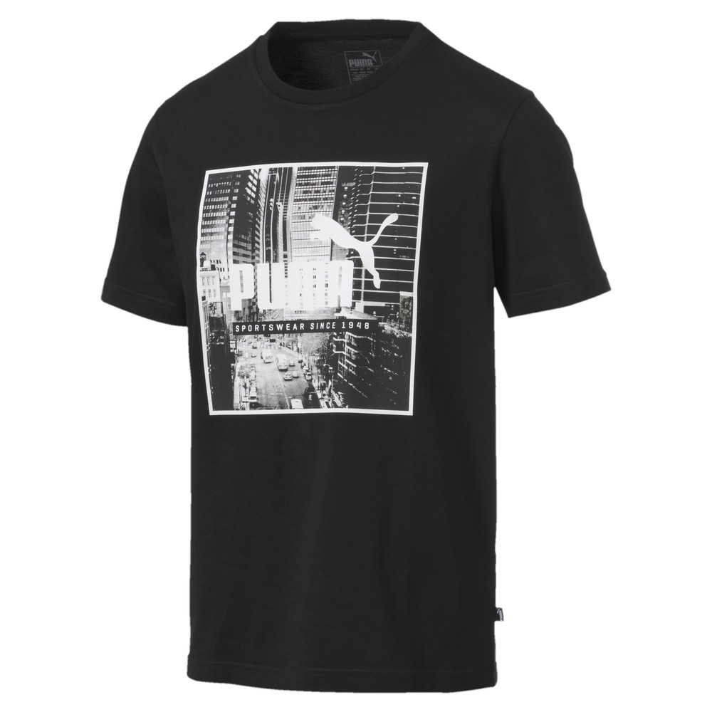 Image PUMA Photo Street Men's Tee #1