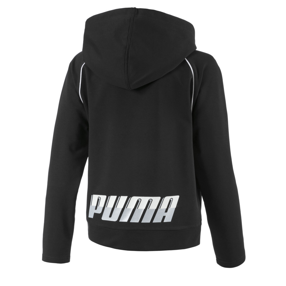 Image PUMA Active Sports Girls' Sweat Jacket #2