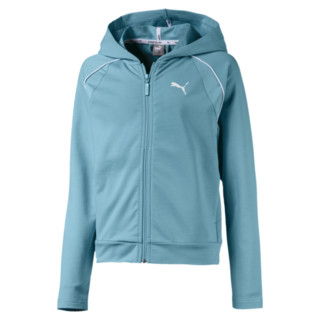 Image Puma Active Sports Girls' Sweat Jacket