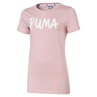 Image Puma Alpha Logo Short Sleeve Girls' Tee