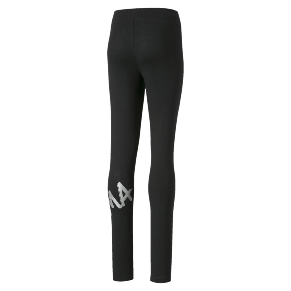 Image PUMA Alpha Girls' Leggings #2