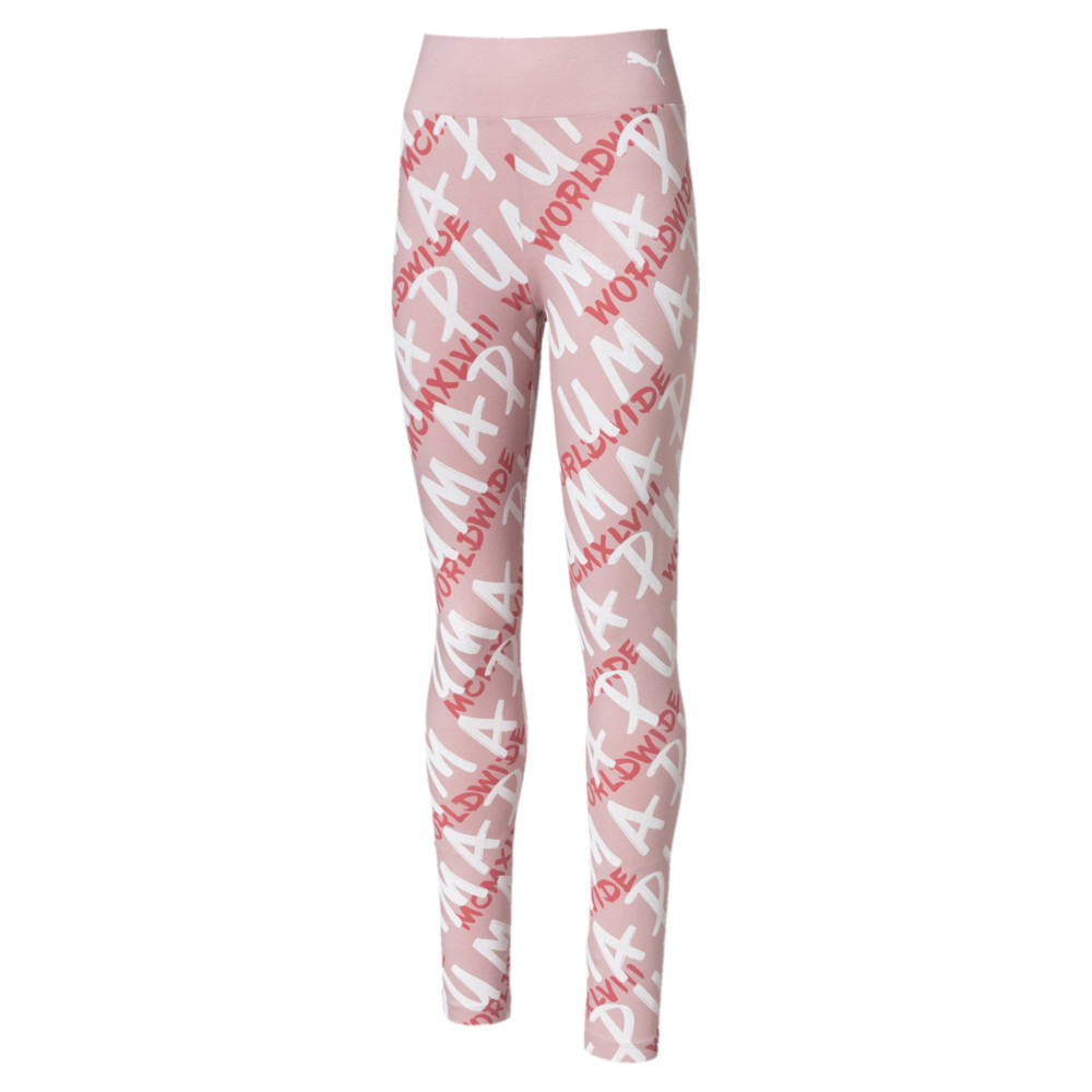 Image Puma Alpha Girls' Leggings #1