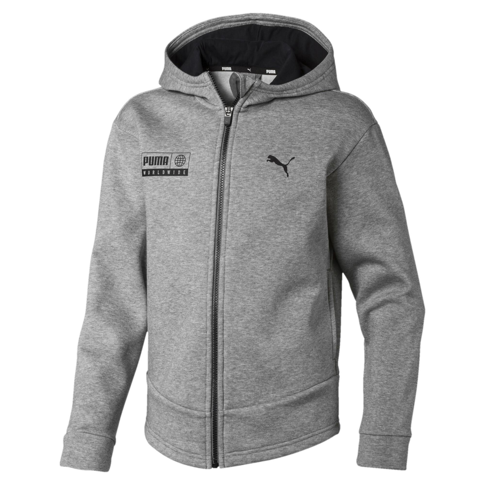 b3a7ff1f4935b Alpha Graphic Men's Sweat Jacket