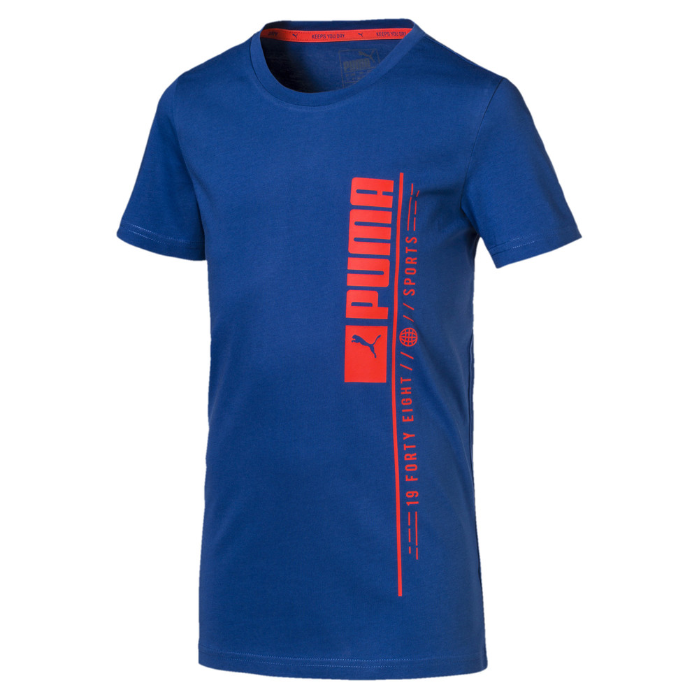Image Puma Active Sports Graphic Boys' Tee #1