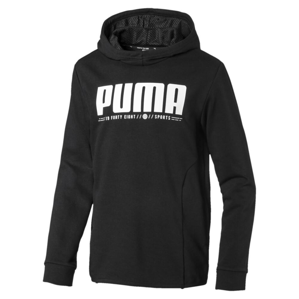 Image PUMA Active Boys' Hoodie #1