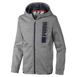 Image PUMA Active Sports Hooded Boys' Jacket