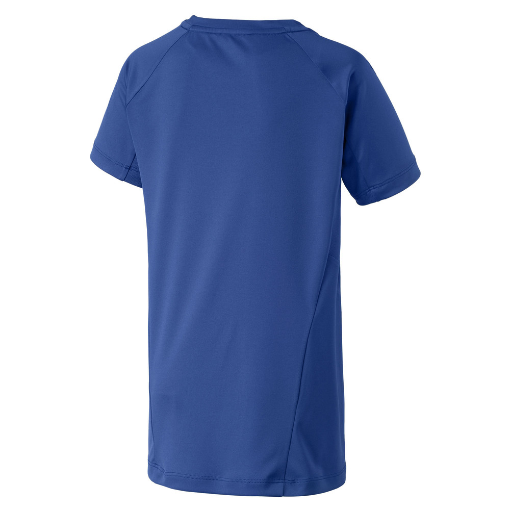 Image Puma Active Sports Short Sleeve Boys' Tee #2
