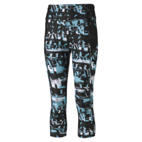 Runtrain Girls' 3/4 Leggings JR