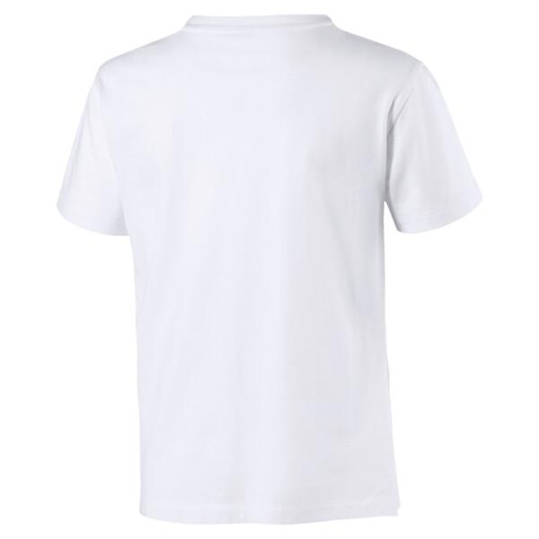 Camiseta Classics para niña JR, Puma White, grande