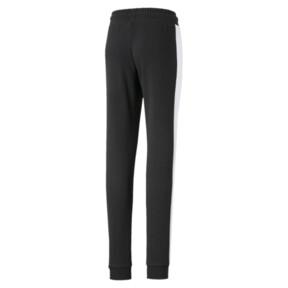 Miniatura 2 de Pantalones deportivosClassicsT7 para niña joven, Puma Black, mediano