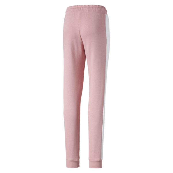 Pantalones deportivosClassicsT7 para niña joven, Bridal Rose, grande