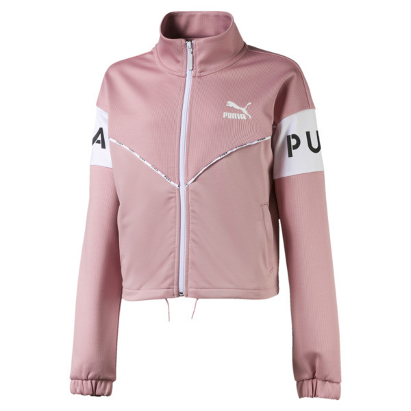 PUMA XTG Girls' Track Jacket JR
