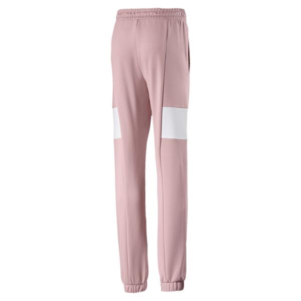 Pantalones deportivos PUMA XTG para niña JR, Bridal Rose, grande