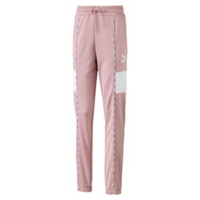 Miniatura 1 de Pantalones deportivos PUMA XTG para niña JR, Bridal Rose, mediano