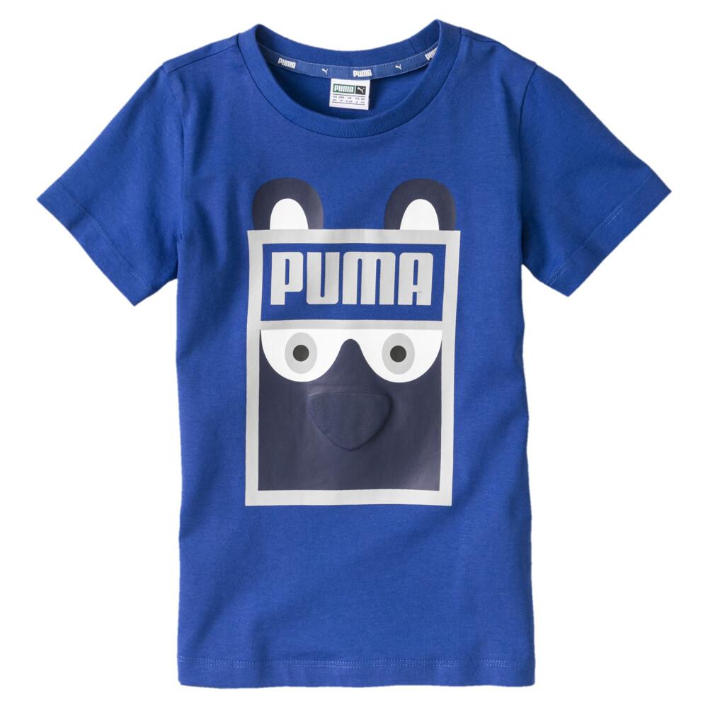Görüntü Puma Monster Kısa Kollu Çocuk T-Shirt #1