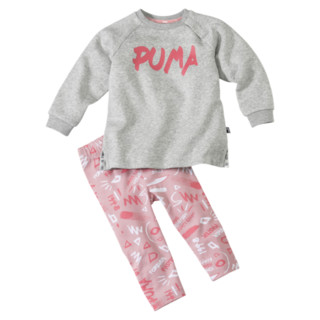 Image Puma Minicats Babies' Jogger Set