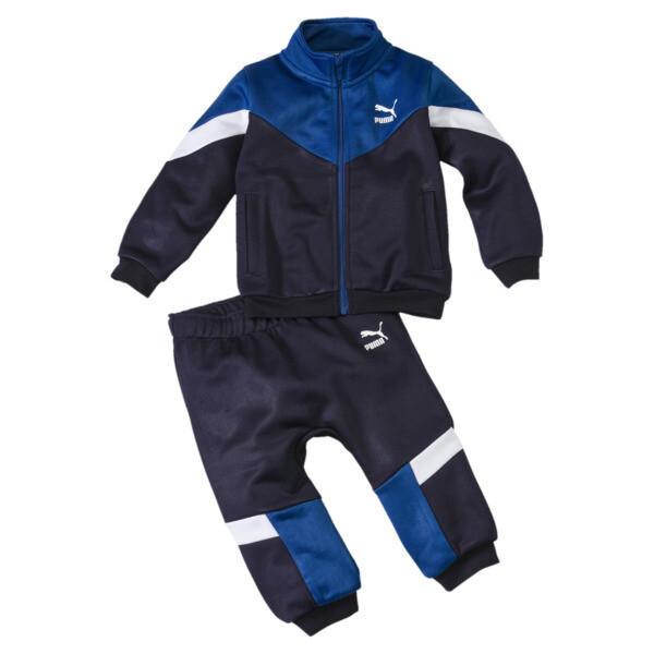 Minicats MCS Infant + Toddler Jogger Set, Peacoat, large
