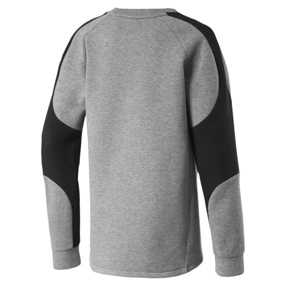 Image Puma Evostripe Crew Boys' Sweater #2