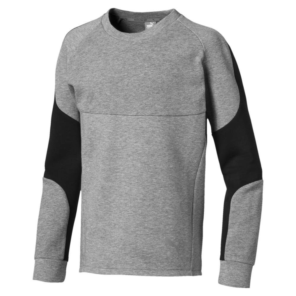 Image Puma Evostripe Crew Boys' Sweater #1