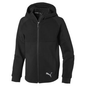 Evostripe Boys' Hooded Jacket
