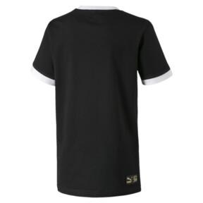 Thumbnail 3 of キッズ セサミストリート SS グラフィック Tシャツ (半袖), Puma Black, medium-JPN