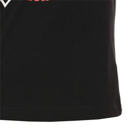 Thumbnail 6 of キッズ セサミストリート SS グラフィック Tシャツ (半袖), Puma Black, medium-JPN