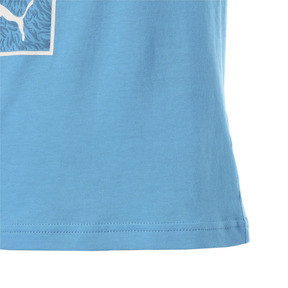 Thumbnail 6 of キッズ セサミストリート SS グラフィック Tシャツ (半袖), Bleu Azur, medium-JPN