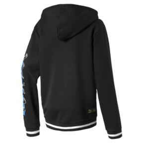 Thumbnail 2 of PUMA x SESAME STREET Kids' Hooded Jacket, Puma Black, medium