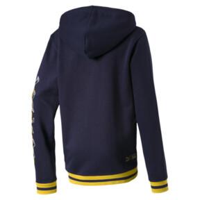 Thumbnail 2 of PUMA x SESAME STREET Kids' Hooded Jacket, Peacoat, medium