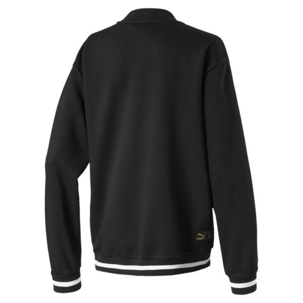 PUMA x SESAME STREET Kids' Bomber Jacket, Puma Black, large