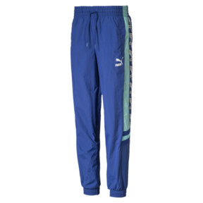 Thumbnail 1 of PUMA XTG Woven Boys' Pants, Galaxy Blue, medium