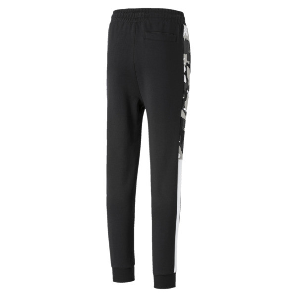 Classics T7 Boys' Track Pants, Puma Black, large