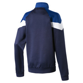 Thumbnail 2 of Iconic MCS Boys' Track Jacket, Peacoat, medium