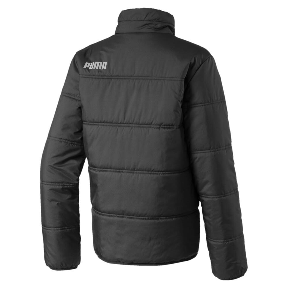 Image PUMA Essentials Padded Full Zip Kid's Jacket #2