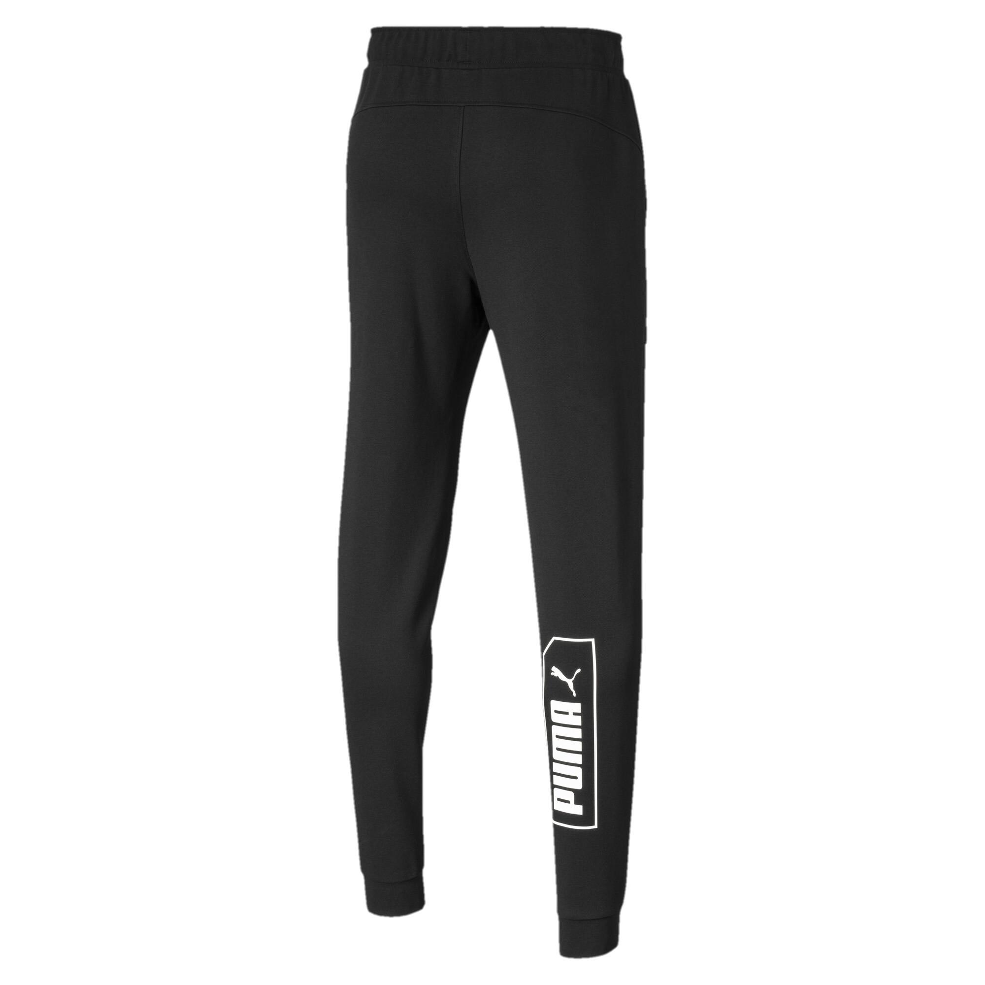 PUMA-NU-TILITY-Men-039-s-Sweatpants-Men-Knitted-Pants-Basics thumbnail 18