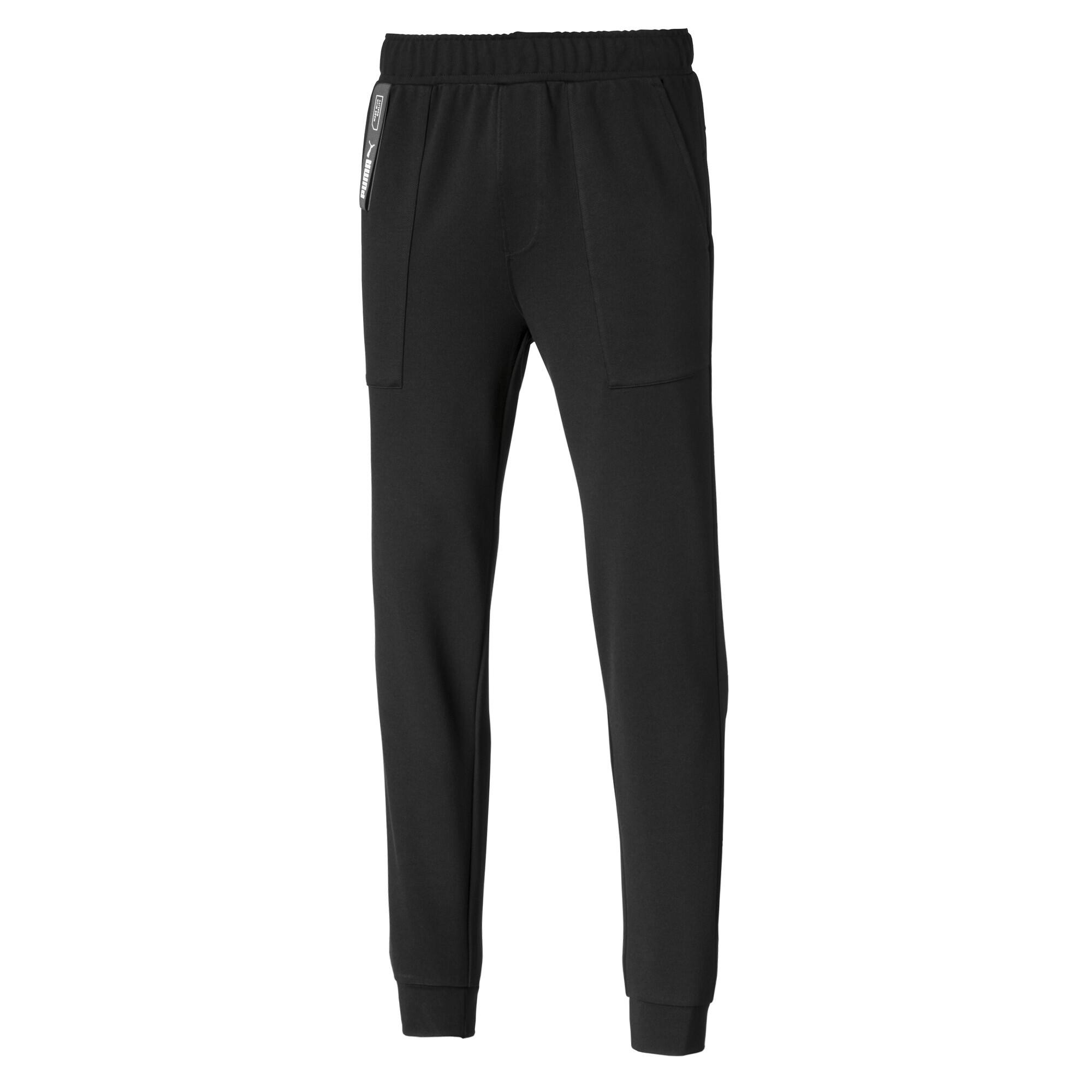 PUMA-NU-TILITY-Men-039-s-Sweatpants-Men-Knitted-Pants-Basics thumbnail 17