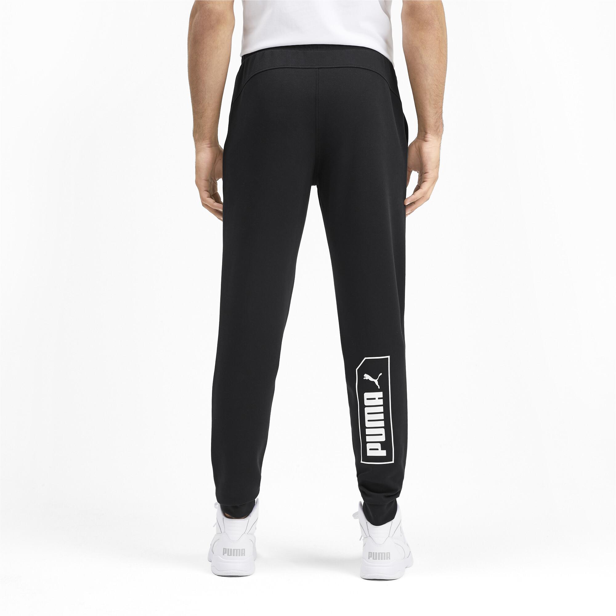 PUMA-NU-TILITY-Men-039-s-Sweatpants-Men-Knitted-Pants-Basics thumbnail 20