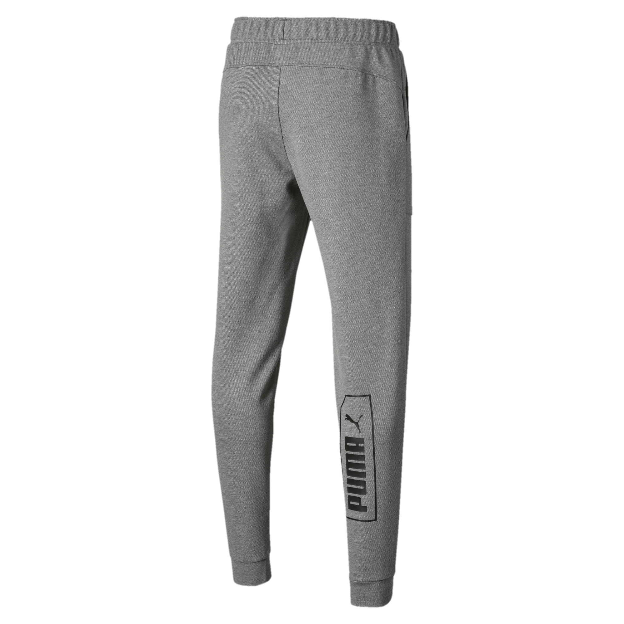 PUMA-NU-TILITY-Men-039-s-Sweatpants-Men-Knitted-Pants-Basics thumbnail 3