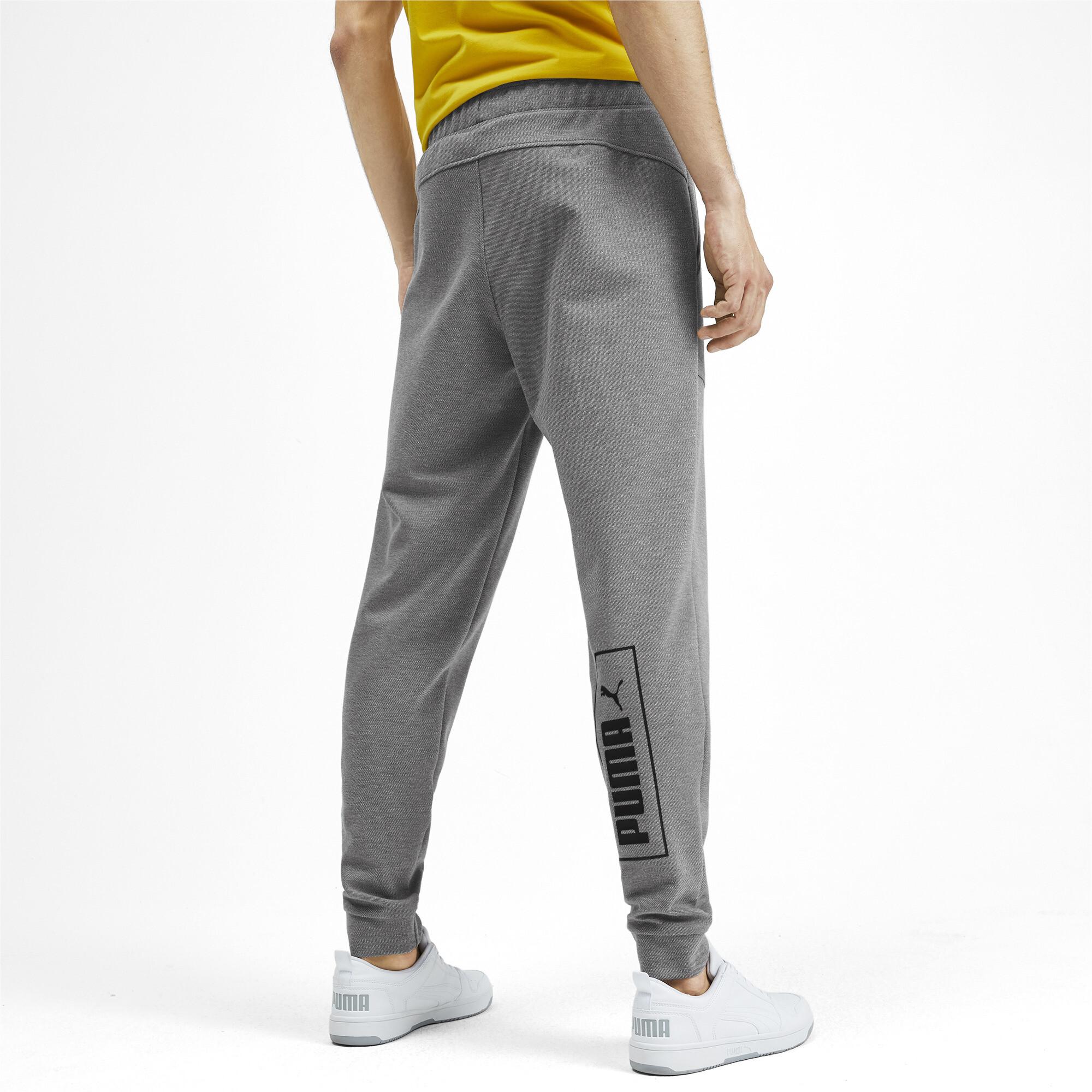 PUMA-NU-TILITY-Men-039-s-Sweatpants-Men-Knitted-Pants-Basics thumbnail 5