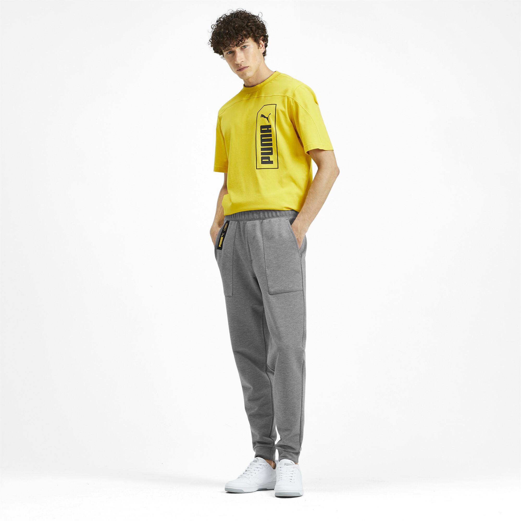 PUMA-NU-TILITY-Men-039-s-Sweatpants-Men-Knitted-Pants-Basics thumbnail 6