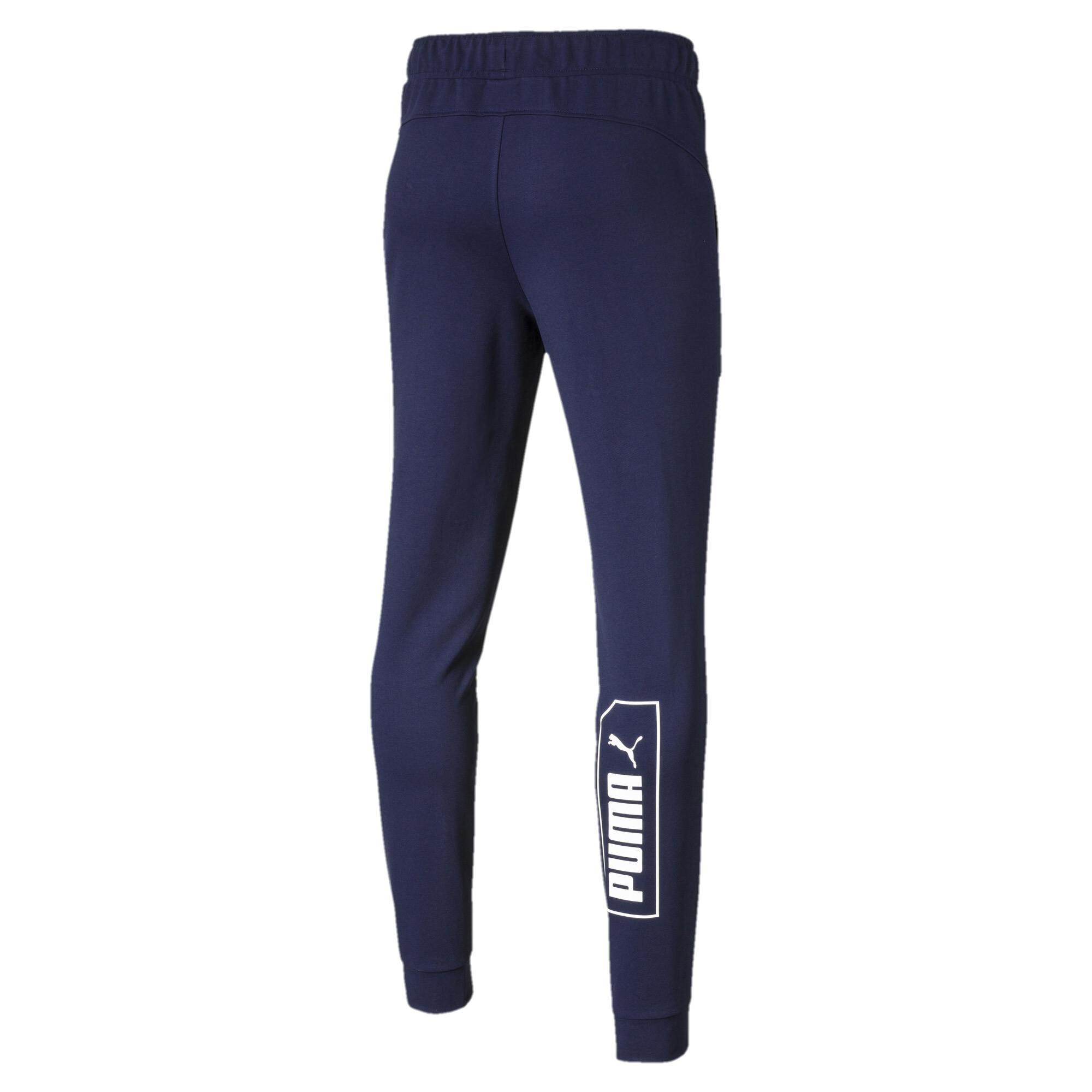 PUMA-NU-TILITY-Men-039-s-Sweatpants-Men-Knitted-Pants-Basics thumbnail 8