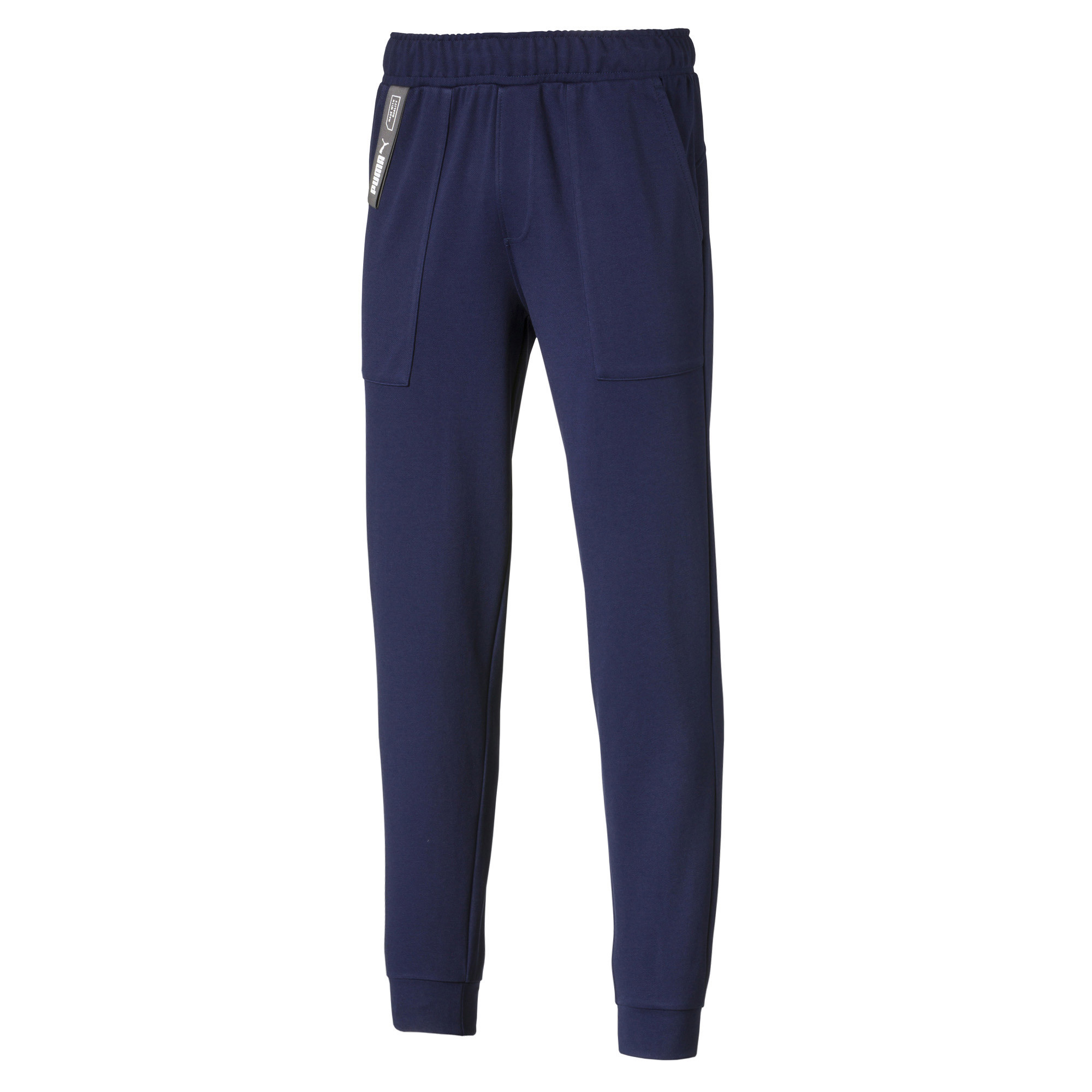 PUMA-NU-TILITY-Men-039-s-Sweatpants-Men-Knitted-Pants-Basics thumbnail 7
