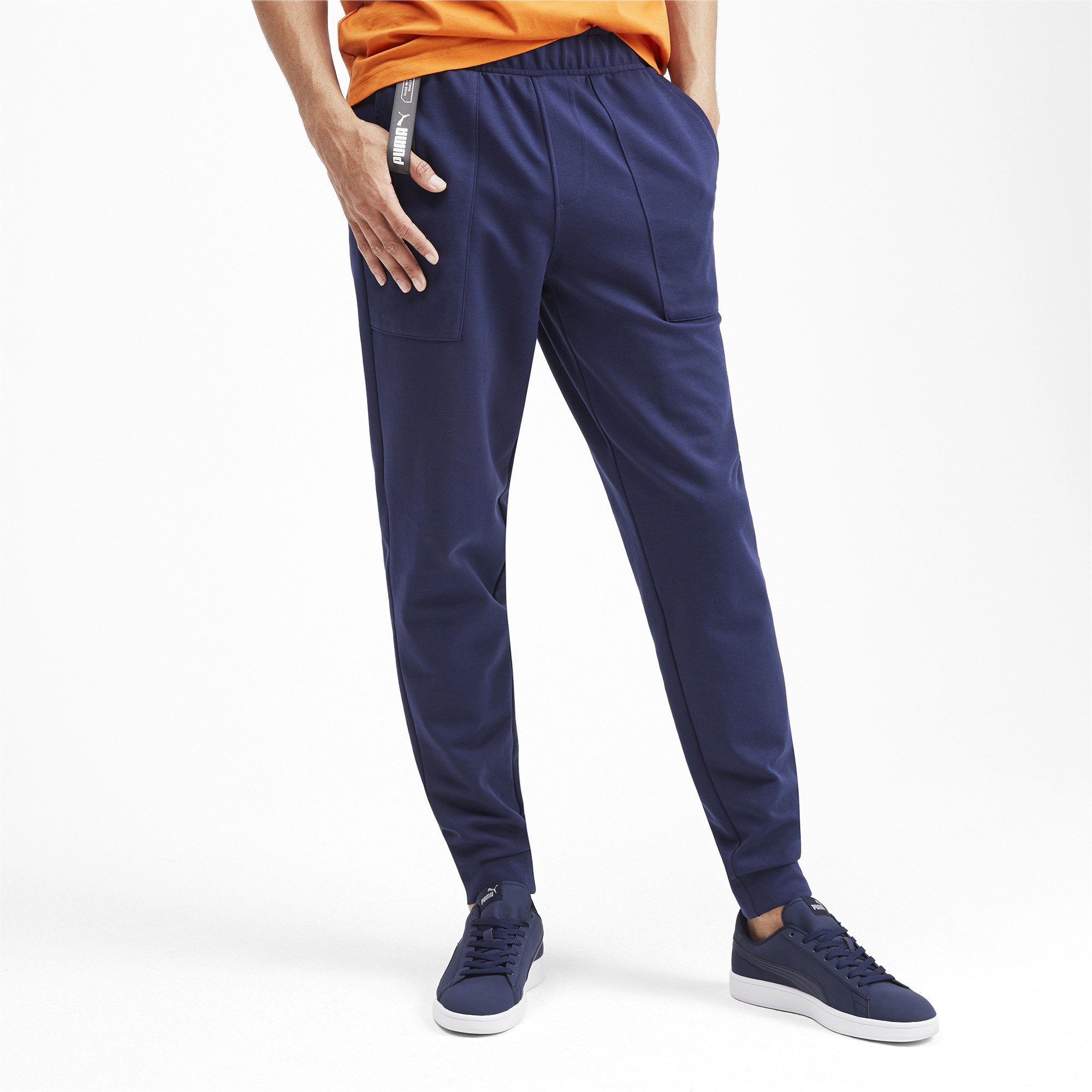 PUMA-NU-TILITY-Men-039-s-Sweatpants-Men-Knitted-Pants-Basics thumbnail 9