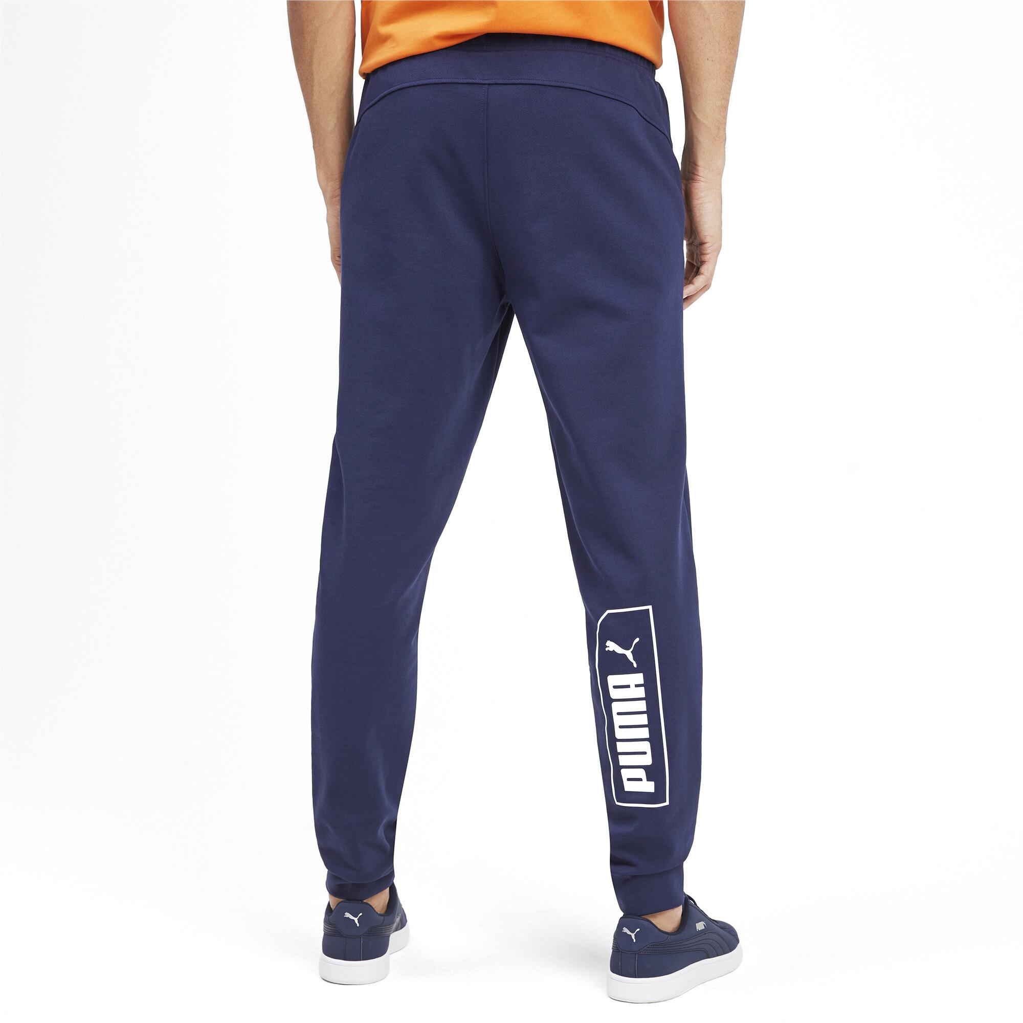 PUMA-NU-TILITY-Men-039-s-Sweatpants-Men-Knitted-Pants-Basics thumbnail 10